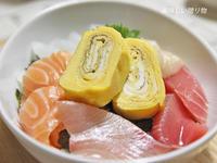 夕食~海鮮丼~ - 美味しい贈り物