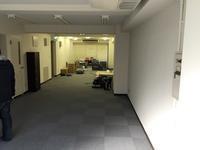 サイバーメディアTV様、新規スタジオ改装ご用命いただきました!(文京区) - ハンちゃん Goes On!!