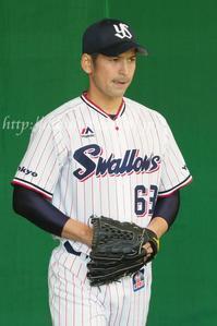 山中好投で2勝目☆6-4、7回失策から追いあげられるも逃げ切る!山田くんは一度休ませて - Out of focus ~Baseballフォトブログ~