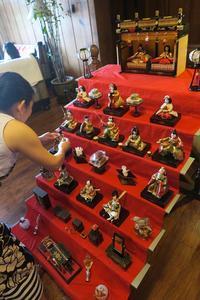 フィリピン・バギオで久しぶりの雛祭り「桃の節句」子供会 - バギオの北ルソン日本人会 JANL