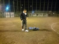 野球同好会練習!! - 2017年度 笠岡青年会議所