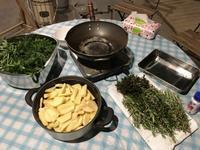 第50回ゆるトーーク~ハーブ風味のフライドポテトを食べる - 農場長のぼやき日記