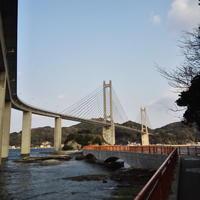 北部九州旅行2日目:呼子大橋 - 原付旅行記
