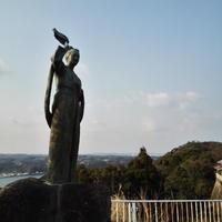 北部九州旅行2日目:風の見える丘公園 - 原付旅行記