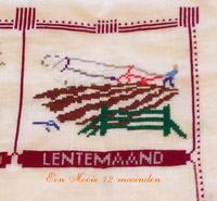 Een Mooie 12 Maaden #03 - KTC Handcraft's Note