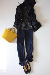 ベーシック デニム STYLE - eikoの着回し服&英国式オーラライト