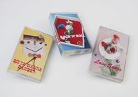 カセットインデックスカードデザイン - 日々の営み 酒井賢司のイラストレーション倉庫