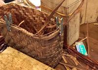 怒涛の一週間だった・その2・かごバッグとマリオカート - 風に吹かれて+++水の町にくらす