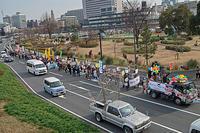 かながわ3.5県民集会+働きすぎはごめんだぜ横浜デモⅡカメコレ - ムキンポの exblog.jp
