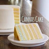 CANVAS CAKE - おいしいdiary☆