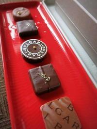 BVLGARI IL CIOCCOLATO * 美味しいショコラ♪ - ぴきょログ~軽井沢でぐーたら生活~