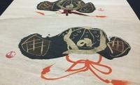 兜       「M」 - 筆文字・商業書道・今日の一文字・書画作品<札幌描き屋工山>
