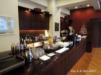 ◆ 2016最後の美食旅、その25 「リバーリトリート雅樂倶」へ 館内編 (2016年11月) - 空と 8 と温泉と