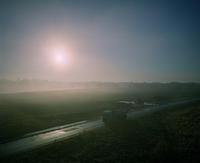 霧の朝 - BobのCamera