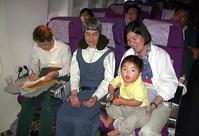 長旅の準備・赤ちゃんと旅するタイ2001年 - くーまくーま・旅のはなし