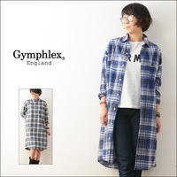 Gymphlex [ジムフレックス] MADRAS CHECK L/S LONG SHRTS [J-1176BGM] LADY'S - refalt blog