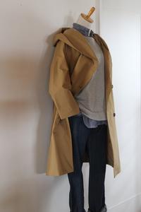 春のコート - 雑貨屋regaブログ