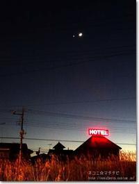 【つ】月とモーテル:つきともーてる - ネコニ☆マタタビ