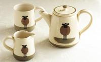 ひつじのティーポット500ml、マグカップ、プレート等が再入荷! - ブルーベルの森-ブログ-英国のハンドメイド陶器と雑貨の通販