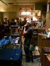 日本酒バー折原商店でパーティー「SAKE + SOUND」 - Bangkok AGoGo