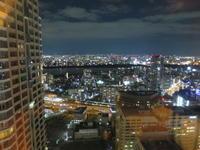 大浴場とクラブフロア。インターコンチネンタル大阪。 - rodolfoの決戦=血栓な日々