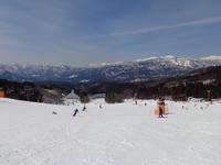 鷲ヶ岳スキー場。 - 移動探査基地