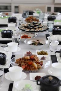 3月の韓国料理 - 美味しい韓国 美味しいタイ@玄千枝クッキングサロン