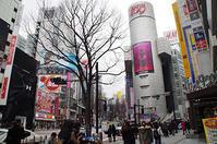 3月13日(月)今日の渋谷109前交差点 - でじたる渋谷NEWS