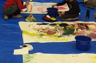 子供の本の日フェスティバル2017 絵本作家はたこうしろう先生のワークショップ^_^ - わたし的日常☆東京☆おもちゃで幼児教育〜中学受験