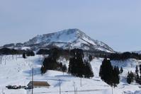 20170313 【雪山ハイク】菱ヶ岳へ行って来た - 杉本敏宏のつれづれなるままに