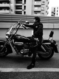鷲尾 研太 & HONDA V-TWIN MAGNA(2017.02.18) - 君はバイクに乗るだろう