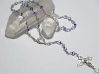 アイリスガラスのロザリオ - Iris Accessories Blog