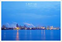 久々の工場夜景 - L&F+@