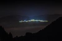 竹田城ライトアップ - そこいらへんをぶらりと