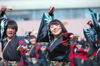 早稲田大学 踊り侍@第17回浜松がんこ祭 - 笑顔が一番
