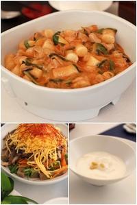 4月のレッスンスケジュール - 美味しい韓国 美味しいタイ@玄千枝クッキングサロン