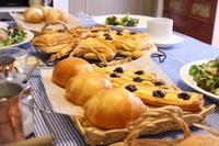 デニッシュのレッスン - 小麦の時間   京都の自宅にてパン教室を主宰(JHBS認定教室)