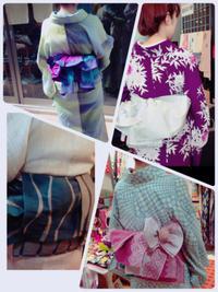帯結び追加講座のお知らせ - 着物スタイリスト  山崎佳子 ブログ