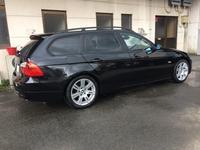 BMW 320i (E90)ドアミラー修理 - 掛川・中央自動車