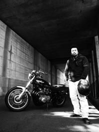 更新後記 VOL.137 - 君はバイクに乗るだろう