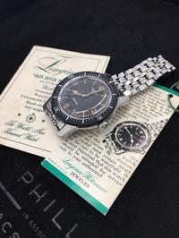 ロンジンRef. 6921-1、Nautilus Skin Diver - 5W - www.fivew.jp