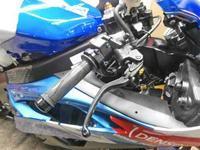 N尾っち号 YZF-R6のイメチェン♪(Part2) - バイクパーツ買取・販売&バイクバッテリーのフロントロウ!