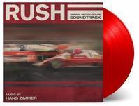 「ラッシュ プライドと友情」のサントラ。LPは赤盤も。+ハンス・ジマーのレコード - Suzuki-Riの道楽