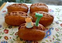 7歳のチョコパン - 調布の小さな手作りお菓子教室 アトリエタルトタタン