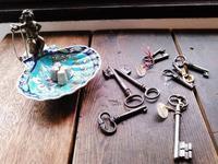 鍵 - くらしき絵本館+雑貨室のお仕事つづり