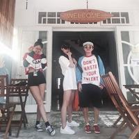 AOA ソリョン&ジミン&キム・シニョンのベトナム旅行が話題…お揃いファッションも - Niconico Paradise!