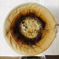 ネルドリップ珈琲 - 八女市の蔵でパンを焼く