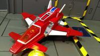 光速合体,マスキーファイターとマスキージェット,パイロットを足します - 超合金玩具改造計劃