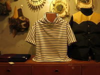 """""""SOURCE-TAP × TheThreeRobbers EZ Roll Neck T(Mariniere)NATURAL/ROYAL""""ってこんなこと。 - THE THREE ROBBERS ってこんなこと。"""