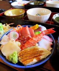 和食ダイニング・森Q * ランチセットと甘味♪ - ぴきょログ~軽井沢でぐーたら生活~
